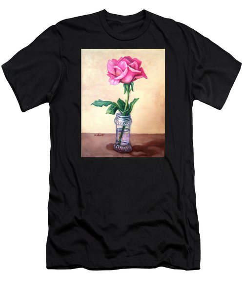 Solo Rose Men's T-Shirt (Athletic Fit)