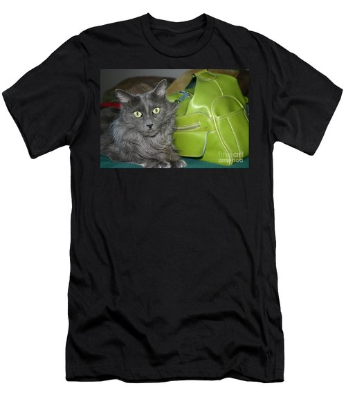 Someone Say Green? Men's T-Shirt (Athletic Fit)