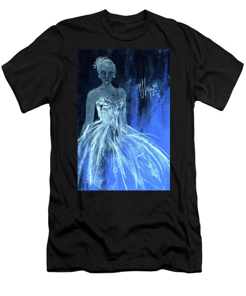 Something Blue Men's T-Shirt (Athletic Fit)