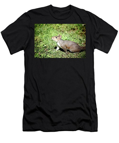 Men's T-Shirt (Athletic Fit) featuring the photograph Something In The Air 259 by Ericamaxine Price