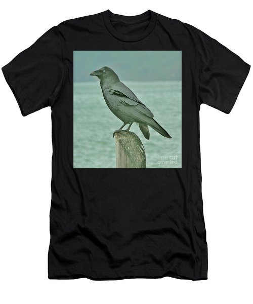 Something To Crow About Men's T-Shirt (Athletic Fit)