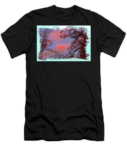 Sometimes Quiet La Vernia Is Wild Men's T-Shirt (Athletic Fit)