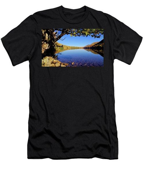 Somewhere In Cape Breton Men's T-Shirt (Athletic Fit)