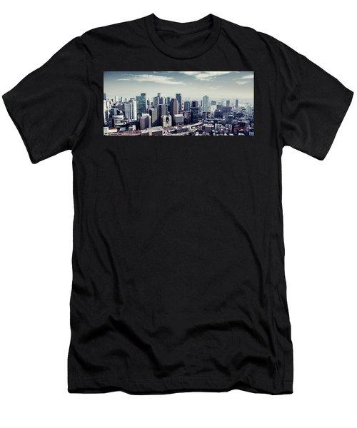 Somewhere In Japan Men's T-Shirt (Slim Fit) by Joseph Westrupp