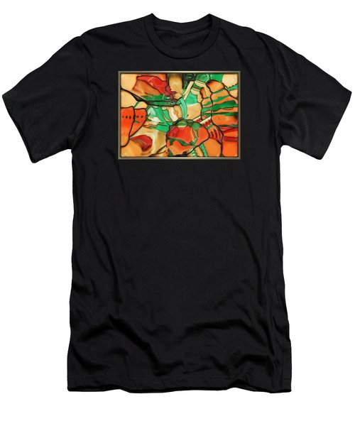 ' Somewhere In Mexico' Men's T-Shirt (Athletic Fit)