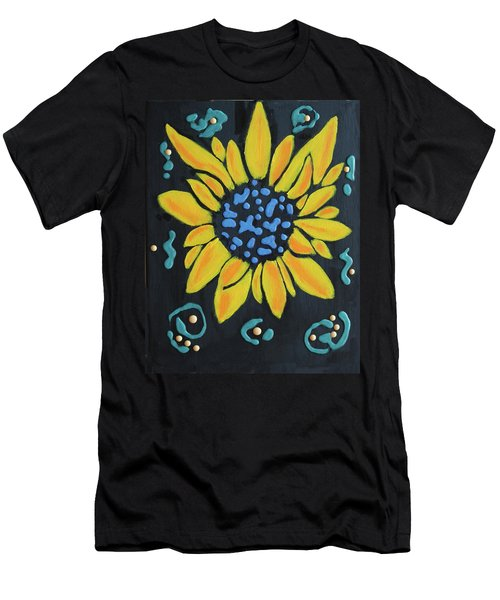 Son Flower Men's T-Shirt (Athletic Fit)