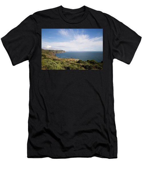 Sonoma Coastline Men's T-Shirt (Athletic Fit)