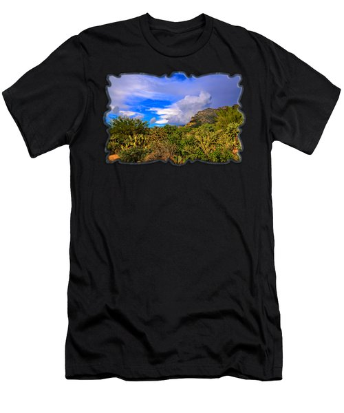 Sonoran Afternoon H11 Men's T-Shirt (Athletic Fit)