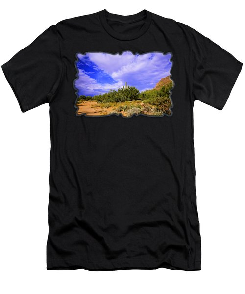 Sonoran Afternoon H6 Men's T-Shirt (Athletic Fit)