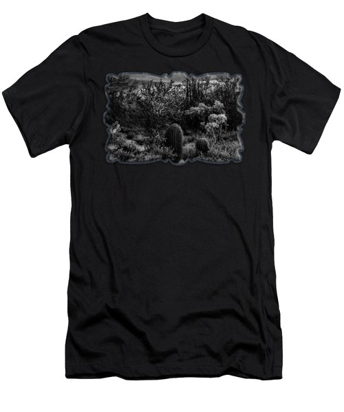 Sonoran Desert H03 Men's T-Shirt (Athletic Fit)