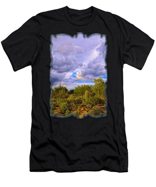 Sonoran Desert V13 Men's T-Shirt (Athletic Fit)