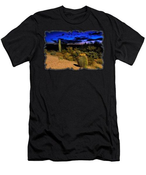 Sonoran Twilight Men's T-Shirt (Athletic Fit)