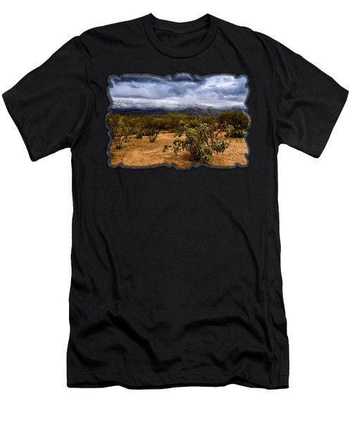 Sonoran Winter H44 Men's T-Shirt (Athletic Fit)