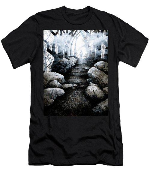 Soul Journey Men's T-Shirt (Athletic Fit)