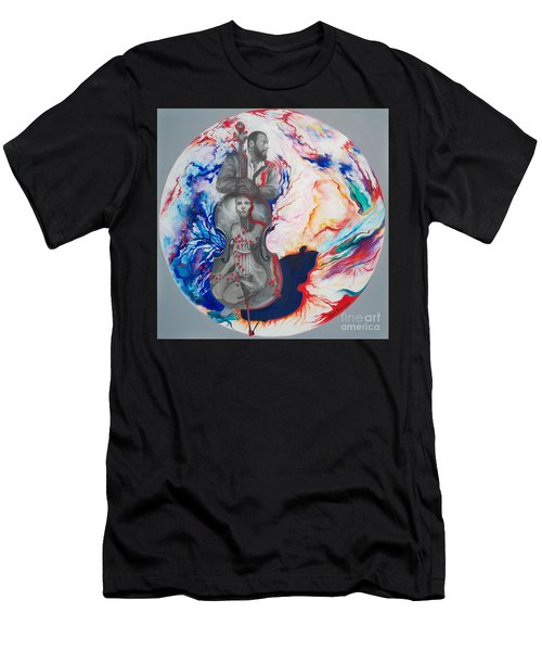 Blaa Kattproduksjoner             Soul Seduction Men's T-Shirt (Athletic Fit)