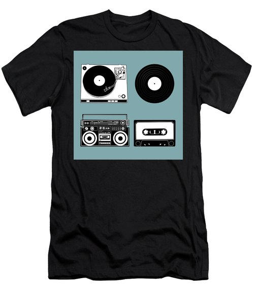 Sound Evolution 11 Men's T-Shirt (Athletic Fit)