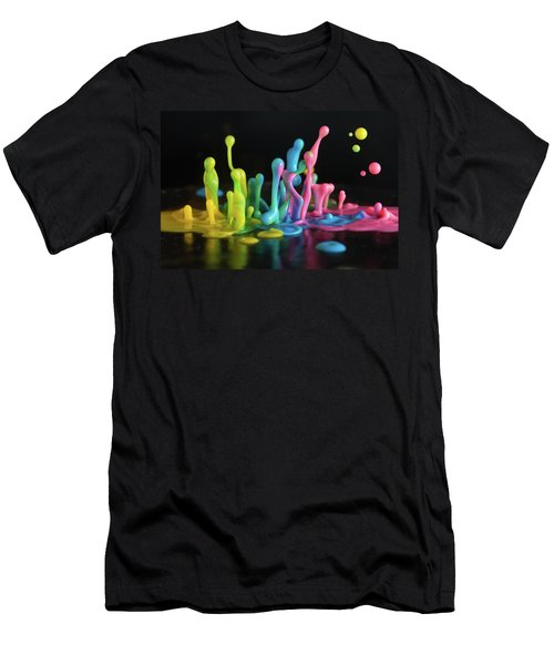 Sound Sculpture Men's T-Shirt (Athletic Fit)