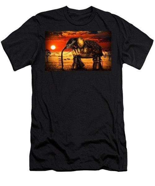 Sounds Of Cultures Men's T-Shirt (Athletic Fit)
