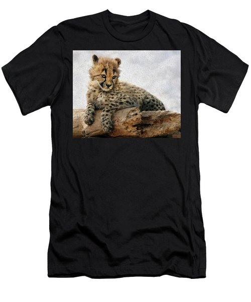 Sour Puss Men's T-Shirt (Athletic Fit)