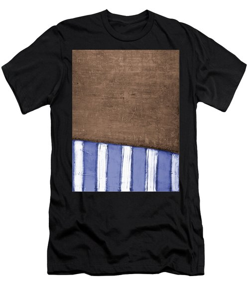 Art Print South Beach Men's T-Shirt (Athletic Fit)