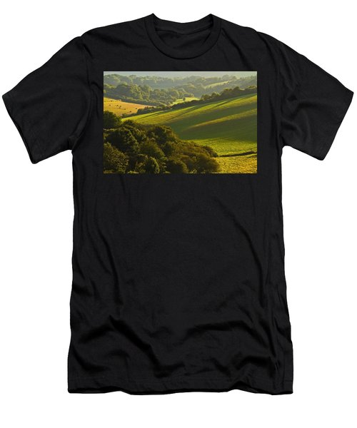 South Downs Men's T-Shirt (Athletic Fit)