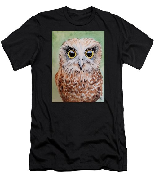 Southern Boobook Owl Men's T-Shirt (Athletic Fit)