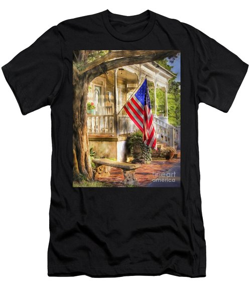 Southern Charm Men's T-Shirt (Athletic Fit)