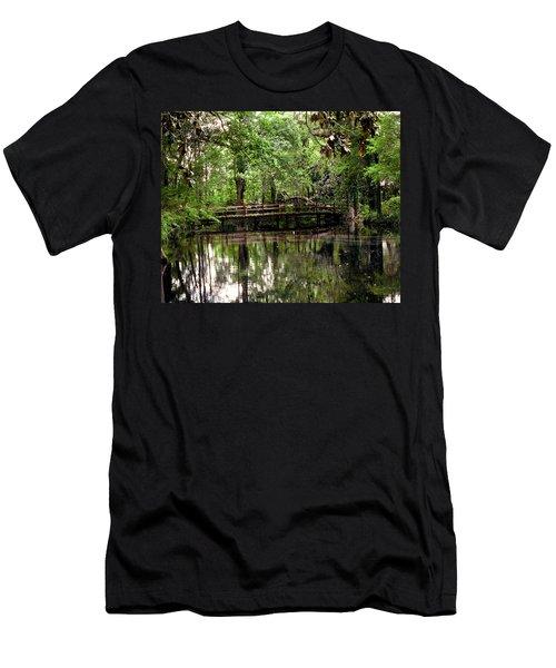 Plantation Living Men's T-Shirt (Athletic Fit)