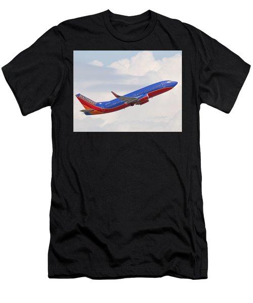 Southwest Jet Men's T-Shirt (Athletic Fit)