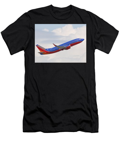 Southwest Jet Men's T-Shirt (Athletic Fit)
