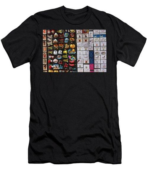 Souvenirs Men's T-Shirt (Athletic Fit)