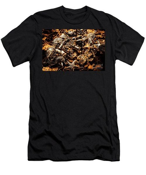 Souvenirs From Sandy Sea Tours Men's T-Shirt (Athletic Fit)