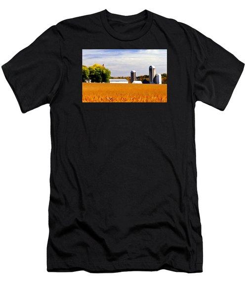Soybean Men's T-Shirt (Athletic Fit)