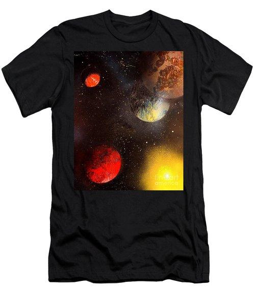 Space Balls Men's T-Shirt (Athletic Fit)