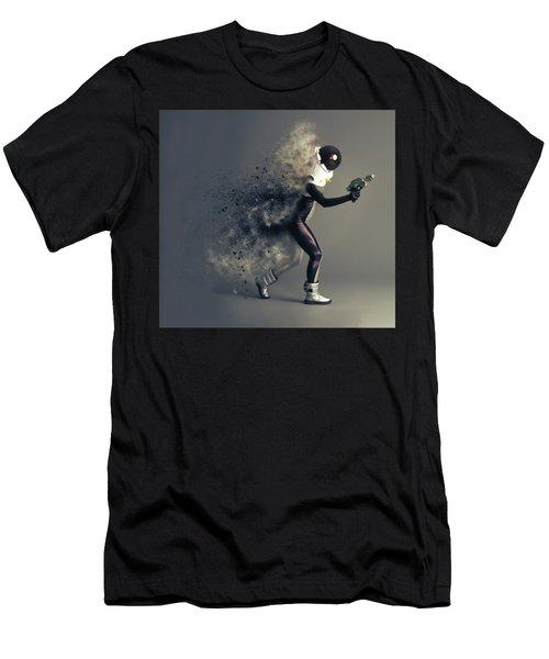 Space Cadet Men's T-Shirt (Athletic Fit)