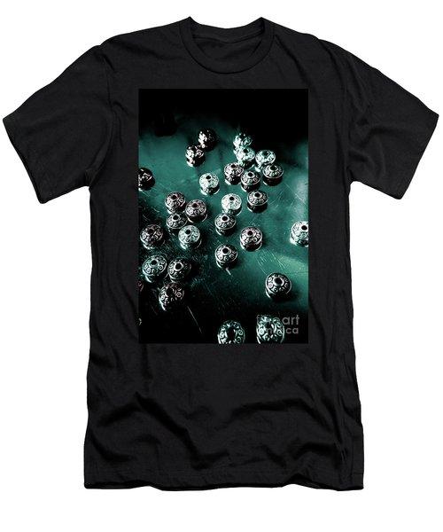 Space Craft Connectors Men's T-Shirt (Athletic Fit)
