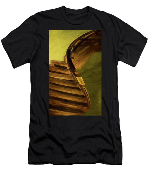 Space Geometry #12 Men's T-Shirt (Athletic Fit)