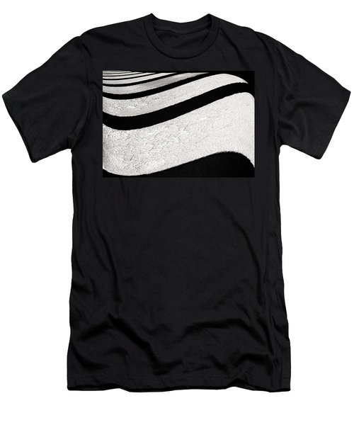 Space Geometry #16 Men's T-Shirt (Athletic Fit)