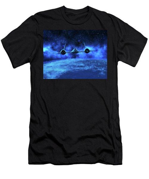 Spaceward Men's T-Shirt (Athletic Fit)