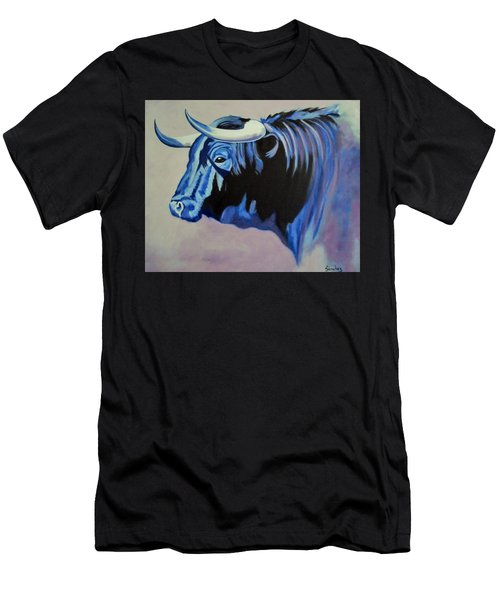 Spanish Bull Men's T-Shirt (Athletic Fit)