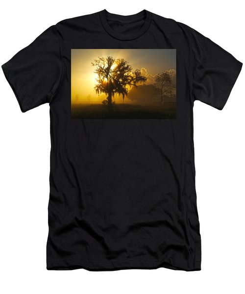 Spanish Morning Men's T-Shirt (Athletic Fit)