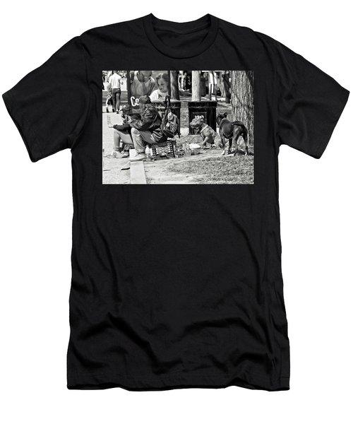 Spare Change Men's T-Shirt (Athletic Fit)