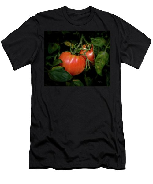 Sparkle Tomatoe Men's T-Shirt (Athletic Fit)