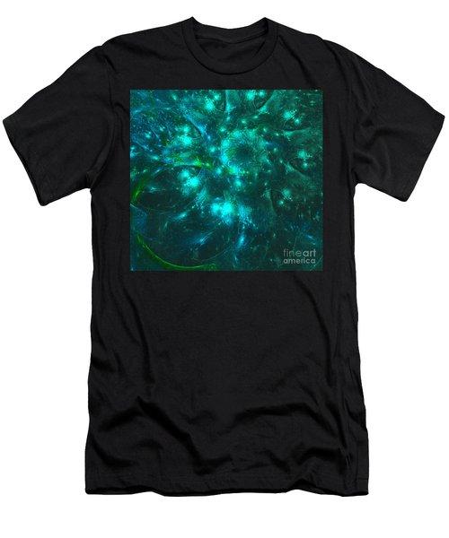 Sparkling Moss Men's T-Shirt (Athletic Fit)