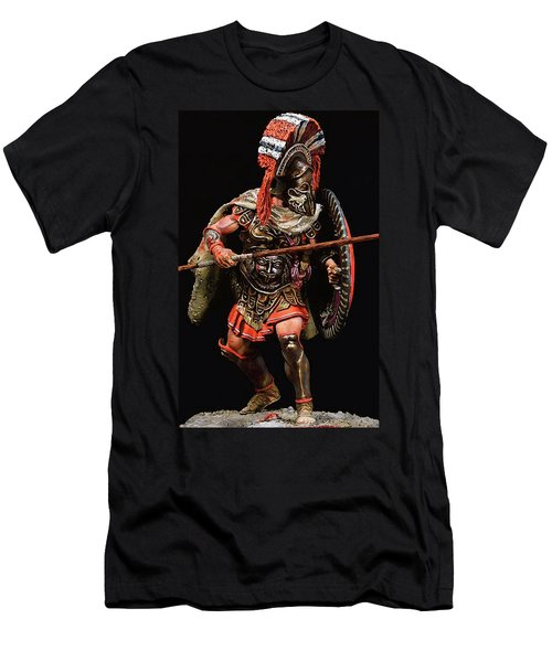 Spartan Hoplite - 05 Men's T-Shirt (Athletic Fit)
