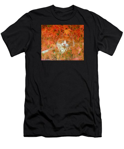 Special Kitty Men's T-Shirt (Athletic Fit)