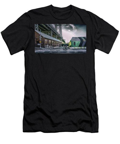 Speed Racer Men's T-Shirt (Athletic Fit)