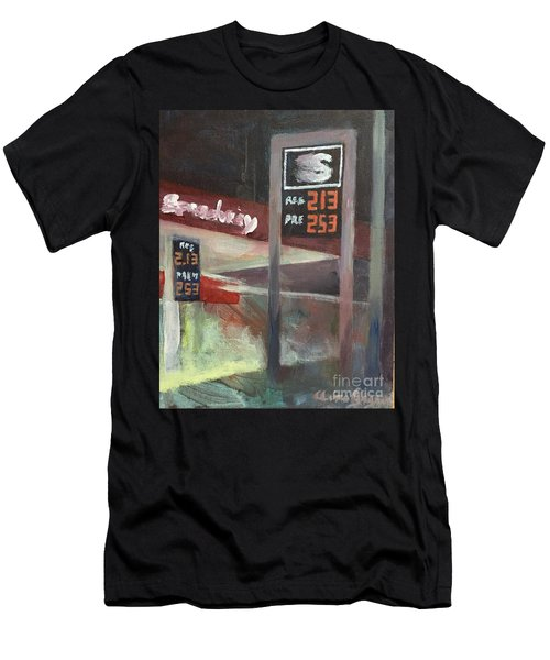 Speedway Men's T-Shirt (Athletic Fit)