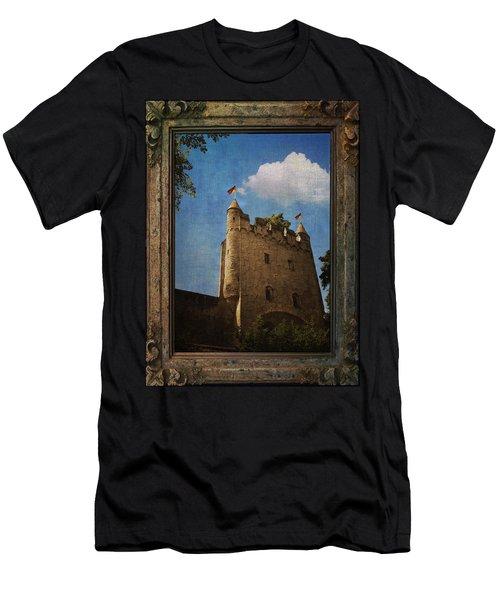 Speyer Castle Men's T-Shirt (Athletic Fit)
