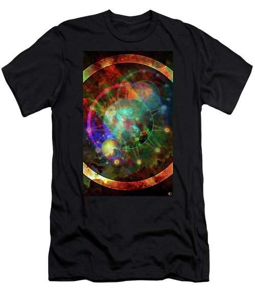 Sphere Of The Unknown Men's T-Shirt (Athletic Fit)